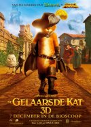 De gelaarsde kat 3D (Puss in Boots: Dubbed version)