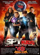 Spy Kids: All The Time In The World (Spy Kids: All the Time in the World in 4D)