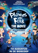 Phineas And Ferb The Movie: Dwars door de 2e Dimensie (NL) (Phineas and Ferb the Movie: Across the 2nd Dimension)