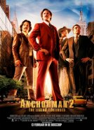 Anchorman 2: The Legend Continues (Anchorman 2)