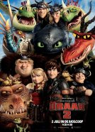 Hoe tem je een draak 2 3D (How to Train Your Dragon 2)