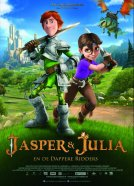 Jasper & Julia en de dappere ridders 3D (NL) (Justin and the Knights of Valour)