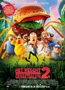 Het regent gehaktballen 2 3D (Cloudy with a Chance of Meatballs 2)