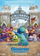 Monsters University 3D (Monsters University - Dubbed Version)