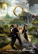 OZ The Great and Powerful 3D (Oz: The Great and Powerful)