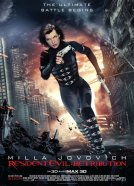 Resident Evil: Retribution 3D (Resident Evil: Retribution)